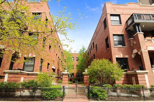 518 W Wrightwood Unit 1W, Chicago, IL 60614 Lincoln Park