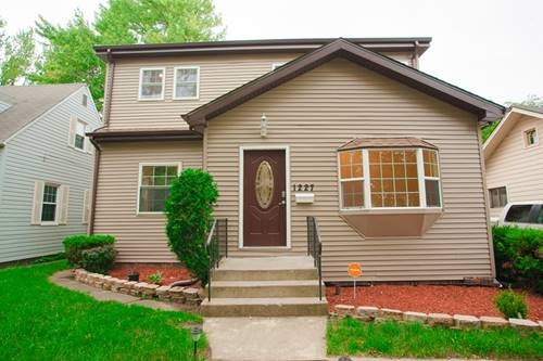 1227 Sunnyside, Chicago Heights, IL 60411