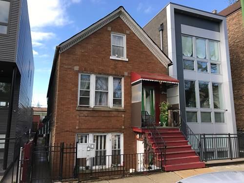 1851 W Dickens, Chicago, IL 60647 Bucktown