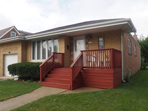 10820 S Kenneth, Oak Lawn, IL 60453