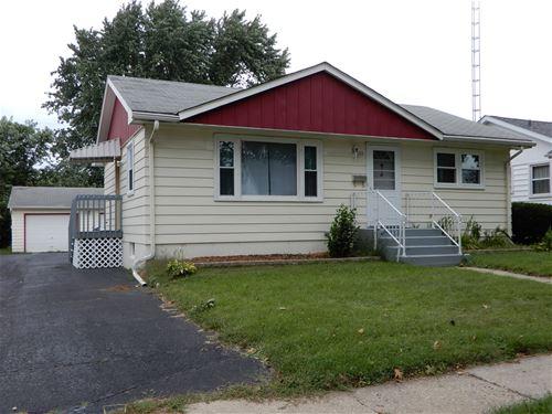 518 Highland, Belvidere, IL 61008