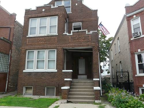 4616 S Francisco, Chicago, IL 60632