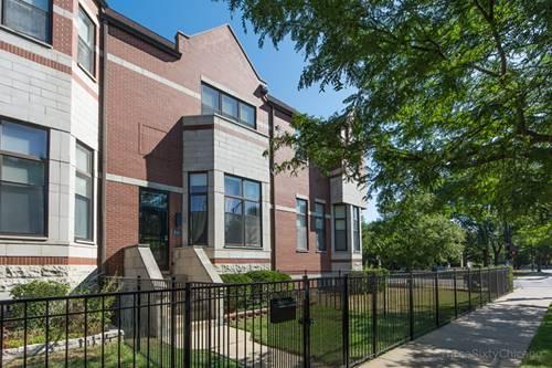846 E 45th, Chicago, IL 60653