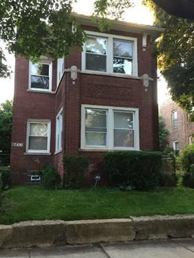 7430 S Crandon Unit 1, Chicago, IL 60649