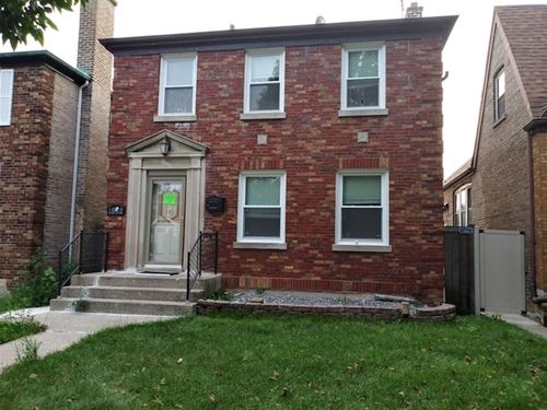 1842 N Normandy, Chicago, IL 60707