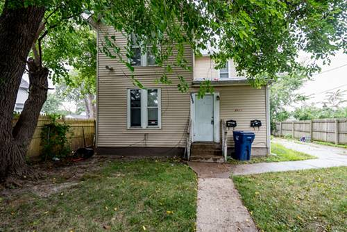 2135 Kemble, North Chicago, IL 60064