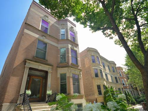 2849 N Burling Unit G, Chicago, IL 60657 Lakeview