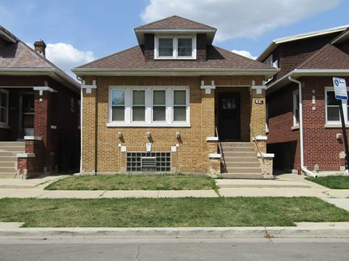 1822 N Lowell, Chicago, IL 60639