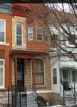 3635 S Prairie, Chicago, IL 60653