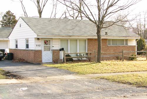352 Blackhawk, Park Forest, IL 60466