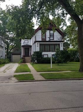 2110 Maple, Evanston, IL 60201