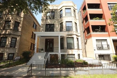 834 W Bradley Unit 3, Chicago, IL 60613
