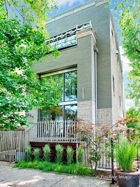 1854 N Maud, Chicago, IL 60614 West Lincoln Park