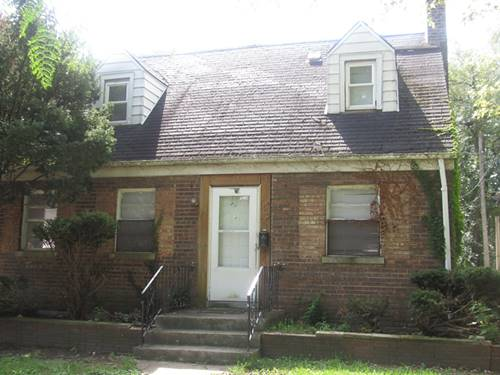 150 W Ivanhoe, Riverdale, IL 60827