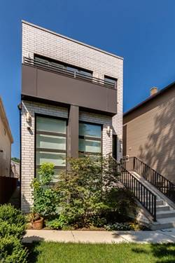 1738 N Rockwell, Chicago, IL 60647