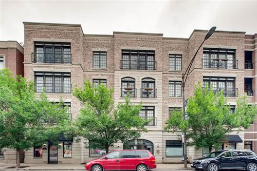 2238 W Belmont Unit 4C, Chicago, IL 60618 Roscoe Village
