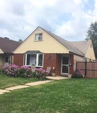 1534 N 39th, Stone Park, IL 60165