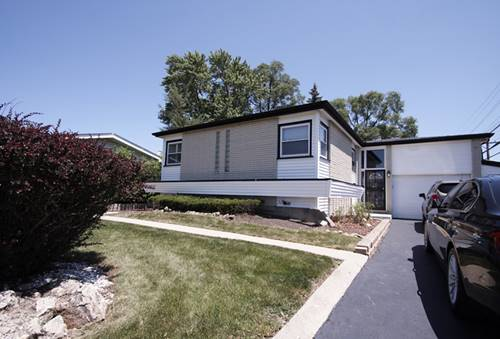 9731 N Huber, Niles, IL 60714