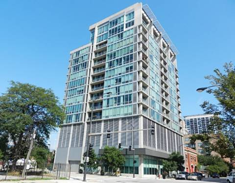 700 W Van Buren Unit 803, Chicago, IL 60607 West Loop