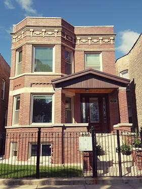 2250 N Avers Unit 1, Chicago, IL 60647
