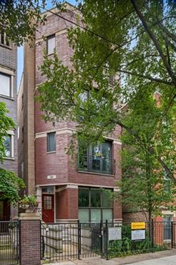 1451 W Thomas Unit 2, Chicago, IL 60642 Noble Square