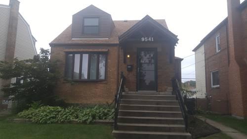 9541 S Francisco, Evergreen Park, IL 60805