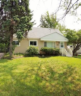 655 N Kramer, Lombard, IL 60148