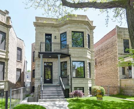 2743 N Troy, Chicago, IL 60647 Logan Square