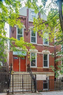1335 N Greenview Unit 1F, Chicago, IL 60642 Wicker Park