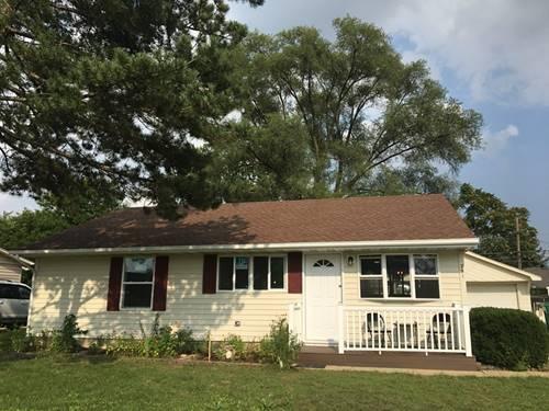 751 Hillcrest, Romeoville, IL 60446