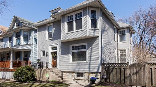 1272 W Early, Chicago, IL 60660 Edgewater