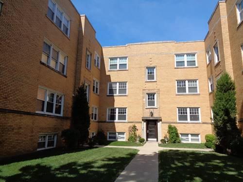 6046 N Francisco Unit 3W, Chicago, IL 60659
