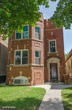 5649 N Rockwell Unit 2, Chicago, IL 60659