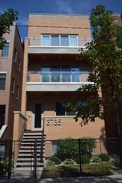 3735 N Clifton Unit 3, Chicago, IL 60613