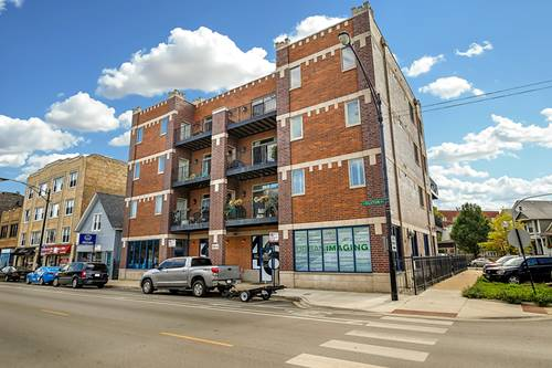 3223 N Francisco Unit 4A, Chicago, IL 60618