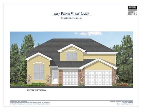 427 Pond View, Bartlett, IL 60103