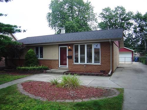 13131 Fairway, Crestwood, IL 60418