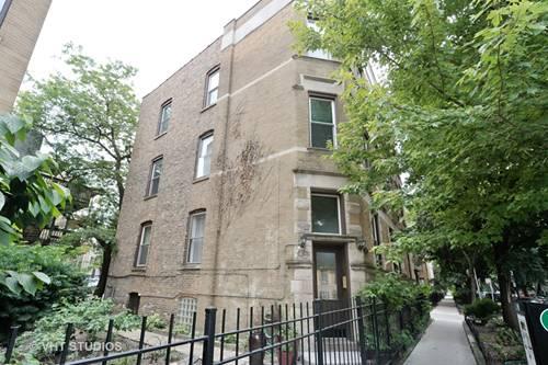 807 W Newport Unit 3, Chicago, IL 60657 Lakeview