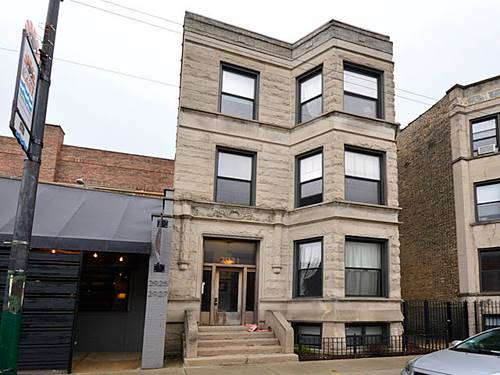 2921 N Halsted Unit 1F, Chicago, IL 60657 Lakeview
