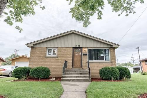 1605 Richmond, Joliet, IL 60435