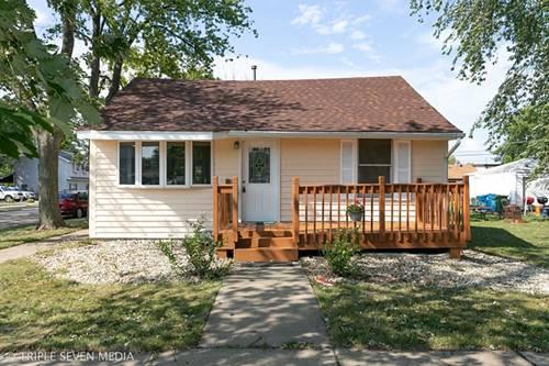 5856 W 88th, Oak Lawn, IL 60453