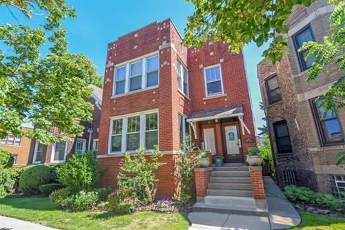 2237 W Addison Unit 2, Chicago, IL 60618 Roscoe Village