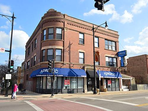 5553 N Clark Unit 2N, Chicago, IL 60640 Andersonville