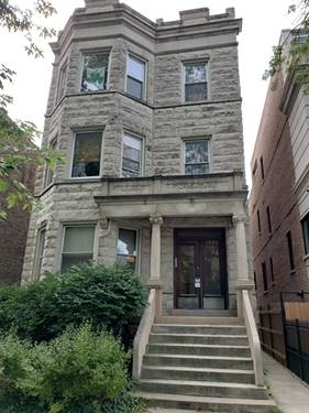3732 N Wayne Unit 1, Chicago, IL 60613 Lakeview