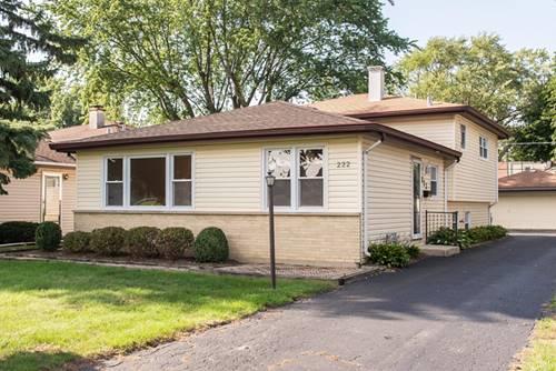 222 W Wilson, Lombard, IL 60148