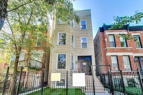 1448 N Washtenaw Unit 3, Chicago, IL 60622