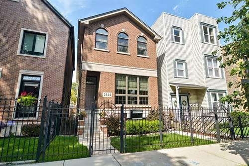 2644 W Cortland, Chicago, IL 60647