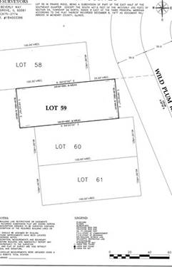 Lot 59 Wild Plum, Crystal Lake, IL 60014