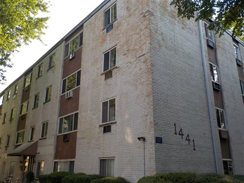 1441 W Farwell Unit 2D, Chicago, IL 60626