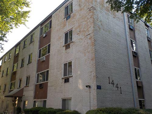 1441 W Farwell Unit 2D, Chicago, IL 60626 Rogers Park